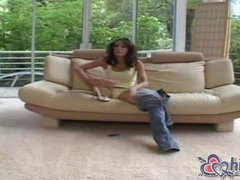flexible Vanessa Lane squirt all over place