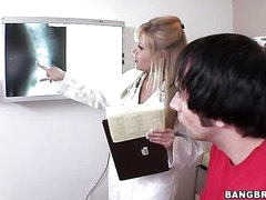 Playing Doctor W/ Darcy Tyler