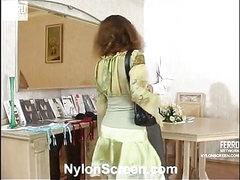 Sophia&Mike sexy nylon clip