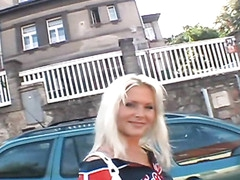 Sexy legal age teenager gal keeps moaning on being fucked doggystyle