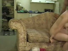 A very sexy girl lets a older man live out his fantasy of making a homemade porno movie.