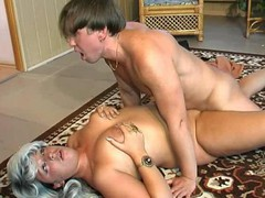 Chubby mother i'd like to fuck licked by kinky guy previous to getting drilled in each which way