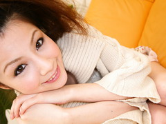 Rina Koizumi is a precious legal age teenager who is enjoyable as that babe is sitting on the sofa in her white underware. This Chick has a fine shaggy cum-hole that this babe enjoys having licked with a hawt tongue.  That Chick acquires lots of close ups of her hairy vagina gap and deep tongue fucking too! That Chap has her love tunnel moist and willing as this man acquires a sex tool out and bonks her moist hole. Rina Koizumi is enjoying his ramrod and deep throating it for a load of cum in her throat is lots of fun for her!
